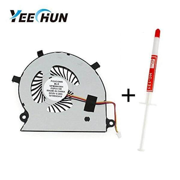 YEECHUN New Laptop CPU Cooling Fan for Toshiba Satellite Radius P55W-B P55W-B5112 P55W-B5318 P55W-B5220 P55W-B5224 Series Replacement P/N:B0705R5H With Thermal Grease - intl