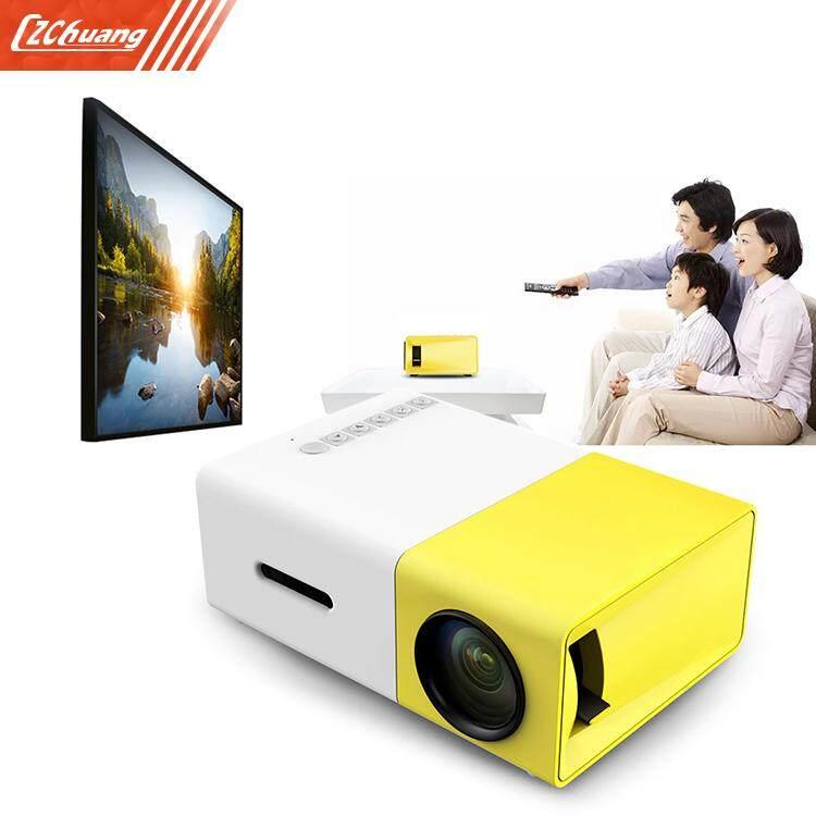 YG - 300 LCD Projector 320 x 240 Home Media Player AU Plug - intl