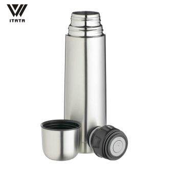 0.35L Double Wall Stainless Steel Flask Thermos Bottle Tumbler Hot& Cold