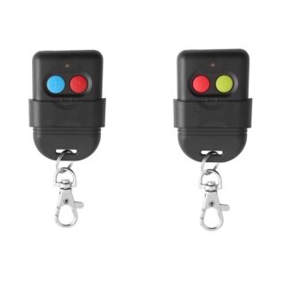 2PCS Classic 5326 330mhz Autogate Replacement Dip Switch Remote Control Keyfob for Singapore Malaysia