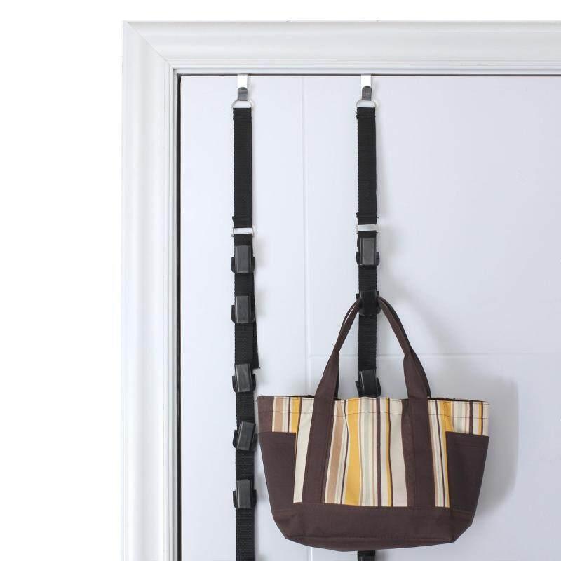 2x Baseball Cap Hat Rack Holder Organizer Storage Door Closet Hanger Adjustable