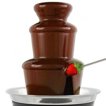 3 Tiers Chocolate Electric Fondue