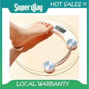 33cm diameter Transparency High Quality Weighing Scale Weight weighting Digital