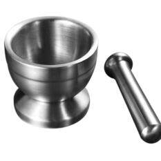 ... Desktop Bell The Classic Reception Bell Source · 360DSC Double Layer Thicken Stainless Steel Garlic Pepper Mill Ginder Salt Spice Mill Silver