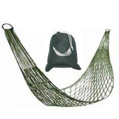 360dsc portable nylon mesh hammock hanging swing bed with storage bag for camping hiking  camping  u0026 hiking hammocks   buy camping  u0026 hiking hammocks at best      rh   lazada   my
