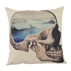 ... 360dsc The Beatles Head Printing Cotton Linen Square Shaped Source 360DSC Home Cushions & Covers price