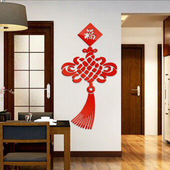 3D acrylic wall stickers