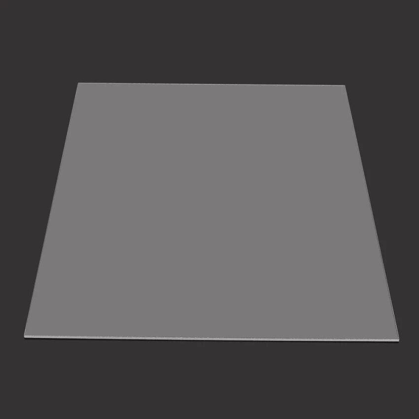 500*600mm Lembar Plastik Transparan/plexiglass Plate/lembaran Akrilik Transparan Pelat Akrilik Plexiglass Pemotongan Cocok Untuk: Konstruksi Bahan: PMMA-Intl