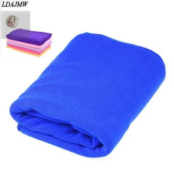 70 x 140 cm Bamboo Fiber Microfibre Quick Dry Shower Bath TowelSoft Super Absorbent Home Textile Large Thick Towel
