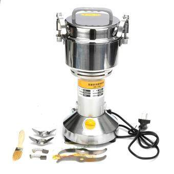 700g High Speed Electric Grinding Grinder Powder Medicinal Herb Cereal Machine