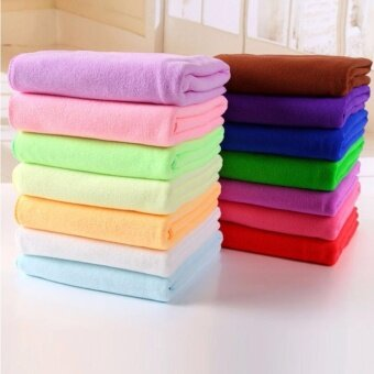 70cm x 140cm (250gsm) Microfiber Bath Beach Gym Sports Travel Towel