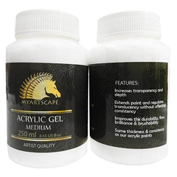Acrylic Gel Medium (250ml) - intl