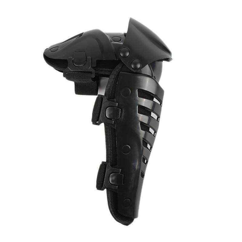 Adults Kit Elbow Knee Shin Armor Protector Guard Pads for Bike Motocross Racing