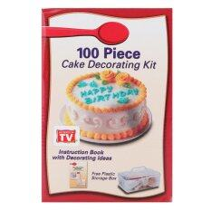As seen on tv kitchen dining bakeware price in for 100 piece cake decoration kit