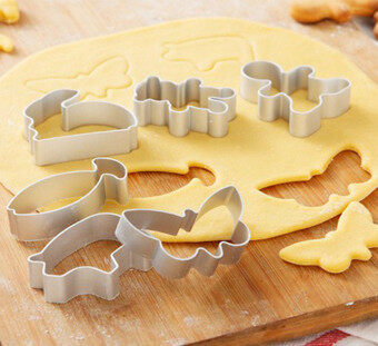 Cartoon cookies biscuit Mold