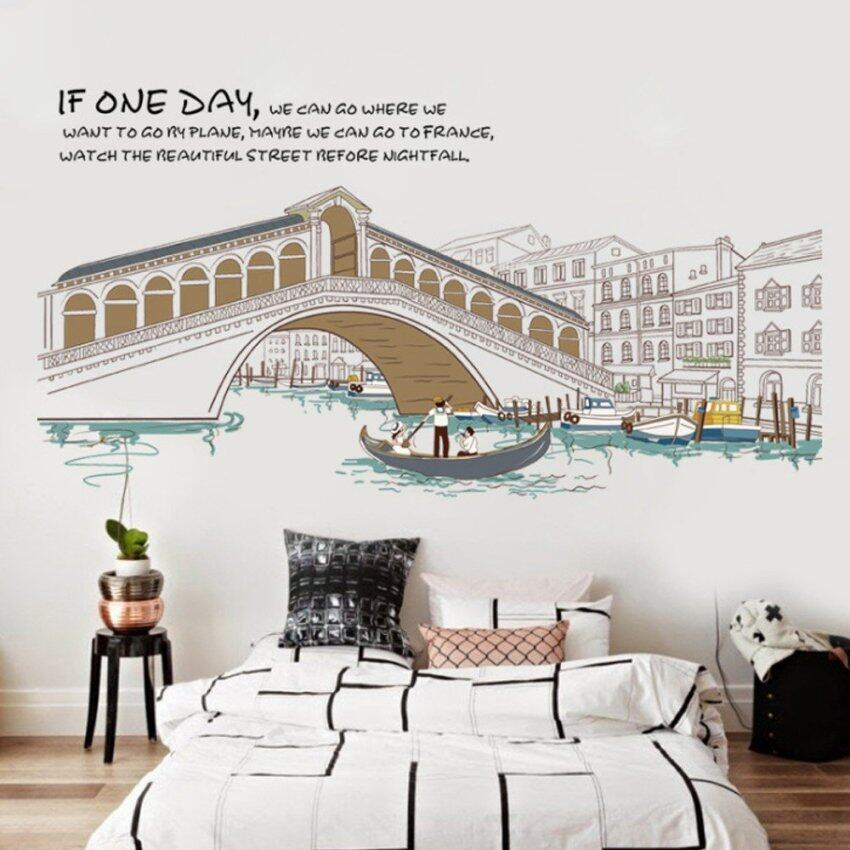 3d scenery wallpaper collection lazada malaysia for 3d wallpaper for house in malaysia
