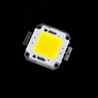 Cold White Light Bulb: Cyber 50W LED Cold White Lamp Chip Bright Light Bulb High Power SMT COB,Lighting