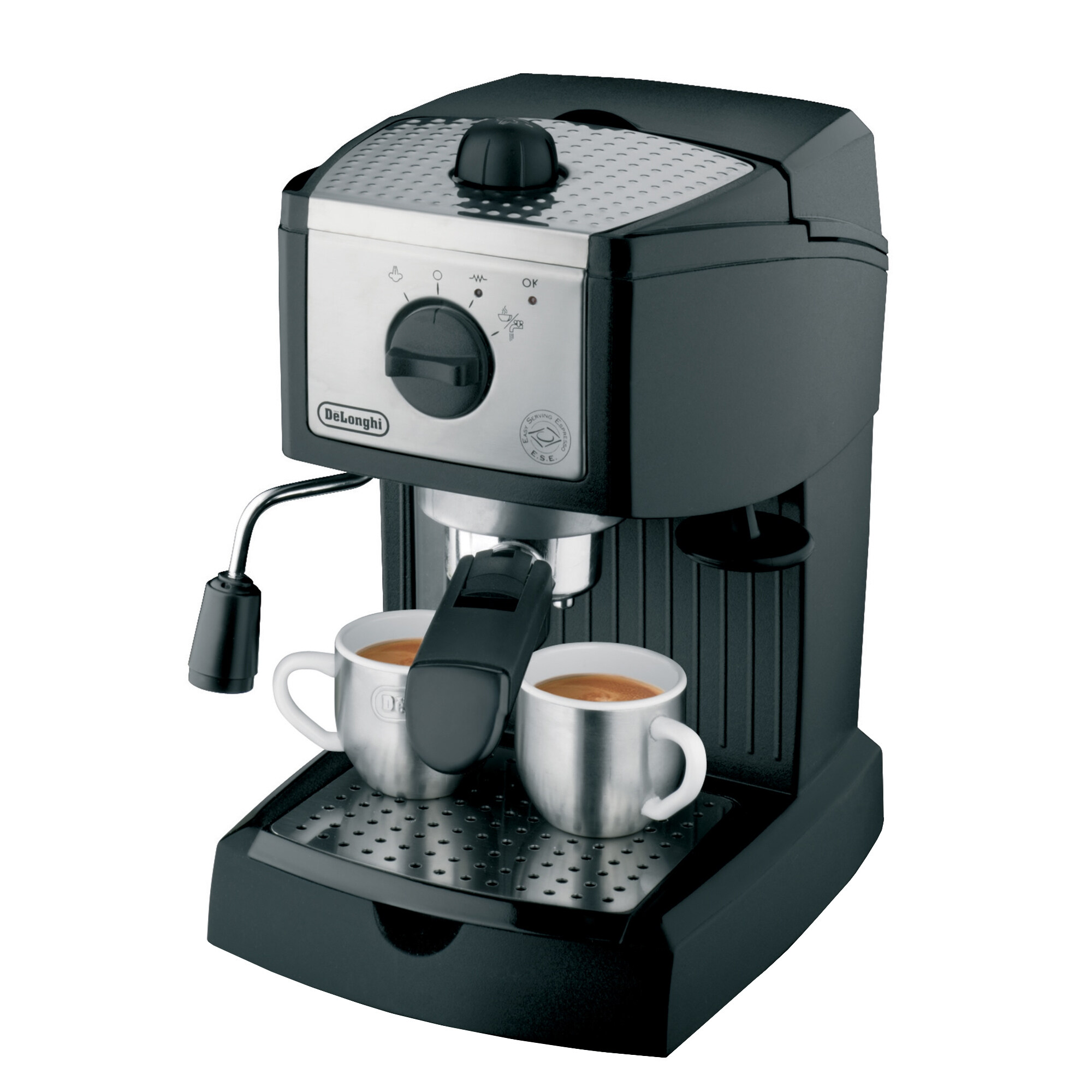 NEW DeLonghi EC155 15 BAR Pump Espresso and Cappuccino Maker EC 155