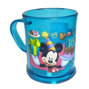 DISNEY MICKEY MOUSE BIRTHDAY 350ML PP MUG