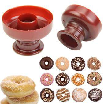 Donut Maker Biscuit Mould Cake Mold Bread Dessert Cutter BakeryBaking Tool