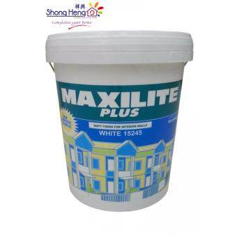Dulux 18L Maxilite Plus White 15245
