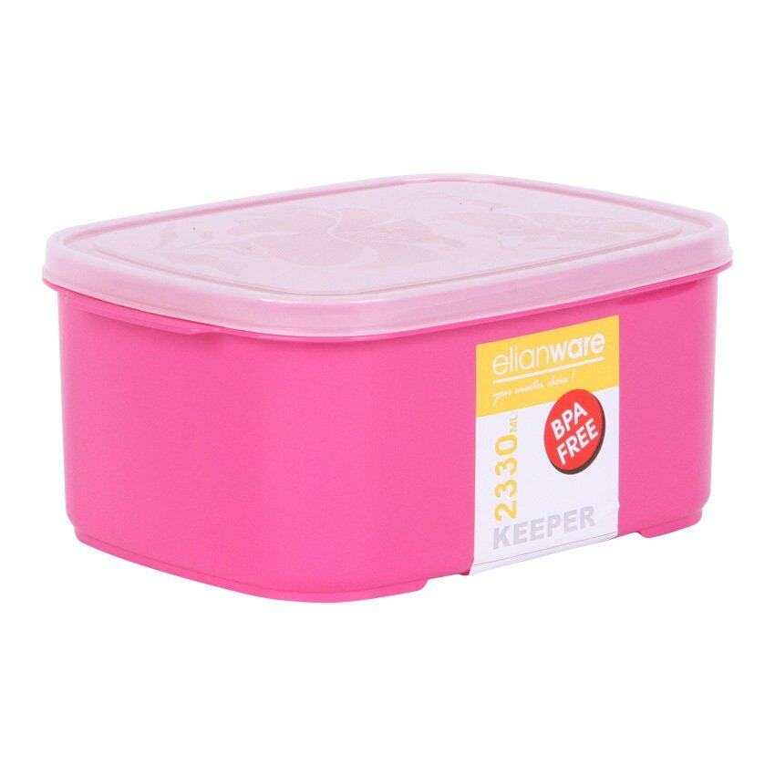 Tupperware b2b deli cool keeper 3 6l pink or purple for Decor 6l container