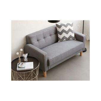 Faustina Living Room 3 - Seater ATHENA Designer Canvas Sofa