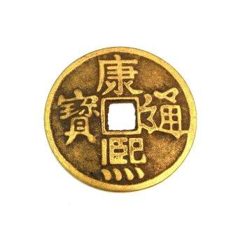 Feng shui coins large 10 pcs pack lazada malaysia - Feng shui good luck coins ...
