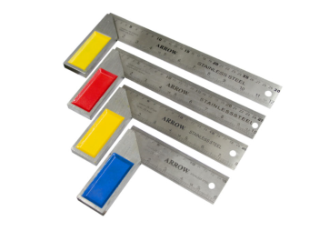 Heavy Duty L Ruler - 6