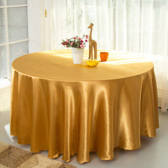 Hotel banquet birthday party tablecloth