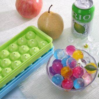 Ice Ball Cube Maker Plastic Tray Sphere Mould Mold Party Brick BarTool