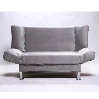 IRIS: 3 Seater Living Room 2 - in - 1 Foldable Designer Sofa Bed