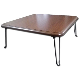 JT101E Low Folding 80cm Square Coffee Table Lazada Malaysia
