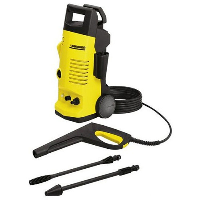 karcher air con high pressure washer 1400watt. Black Bedroom Furniture Sets. Home Design Ideas