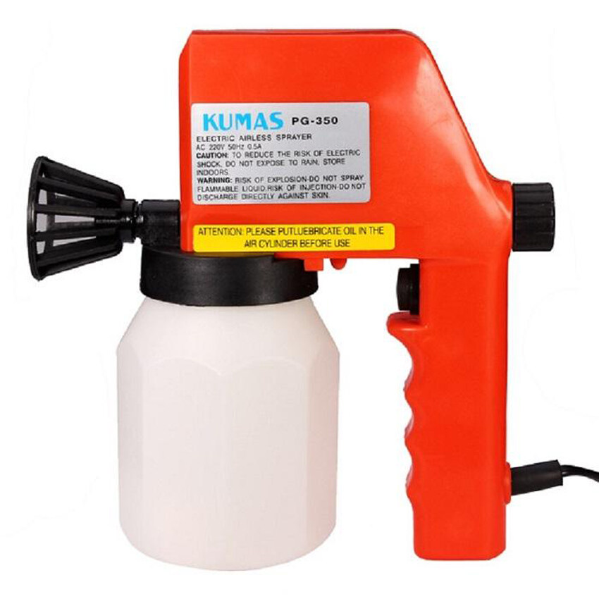 kumas paint spray gun paint zoom paint sprayer lazada malaysia. Black Bedroom Furniture Sets. Home Design Ideas