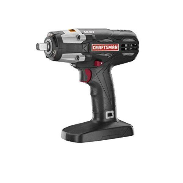 """[lamore]Craftsman C3 ½"""" Heavy Duty Impact Wrench Kit Powered By 4ah XCP Cordless Tools High Torque - intl"""