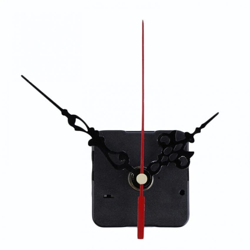LZ Chic Black Quartz Clock Movement Mechanism Repair Diy Tool Kit - intl