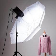 Makiyo 33 Inch Photography Studio Flash Diffuser Translucent Soft Light White Umbrella