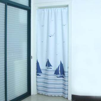Mimosifolia Nordic simplicity style Door Curtains Bedroom curtain Room Dividers curtain 85X190CM 1PCS