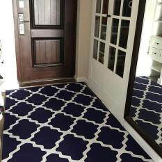 Modern Printed Living Room Mat Anti Slip Washable Children Carpet Hydrophil Rugs For Bedroom 60X90cm