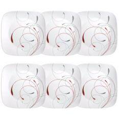 New Original Corelle Livingware 6 Piec Corelle Dinner Plates price in Malaysia   Best Corelle Dinner  . Dining Plate Set Malaysia. Home Design Ideas
