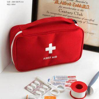 Portable First Aid Emergency Medical Kit Survival Bag MedicineStorage Bag For Travel Outdoor Sports Camping Home Medical Tools