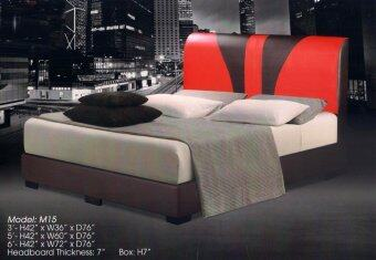 Queen size divan bed 15 5ft lazada malaysia for Queen size divan