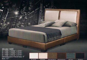 Queen size divan bed 20 5ft lazada malaysia for Queen size divan