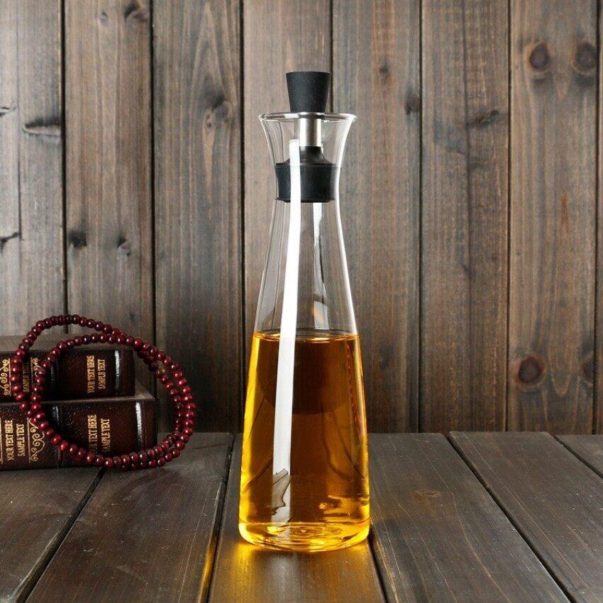 Shang Xin 500 Ml Kecil Cuka Botol Kaca Minyak Pengendali Pot Minyak Wijen Botol-Internasional