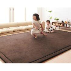 Sweet Home Extra LARGE Japanese Carpet Tatami Floor Mat Rug Velvet Soft For Kids And Family Bedroom Living Room