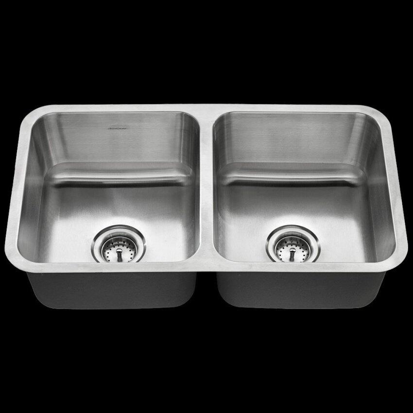 Sl Double Deep Bowl Kitchen Sink Stainless Steel Lazada