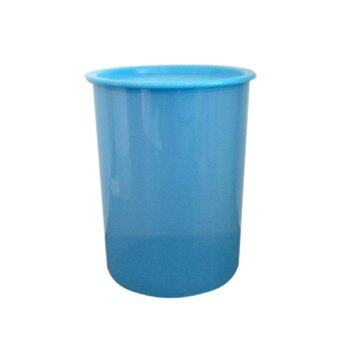 Tupperware One Touch Air Tight Container Canister Medium 3.0L -Blue