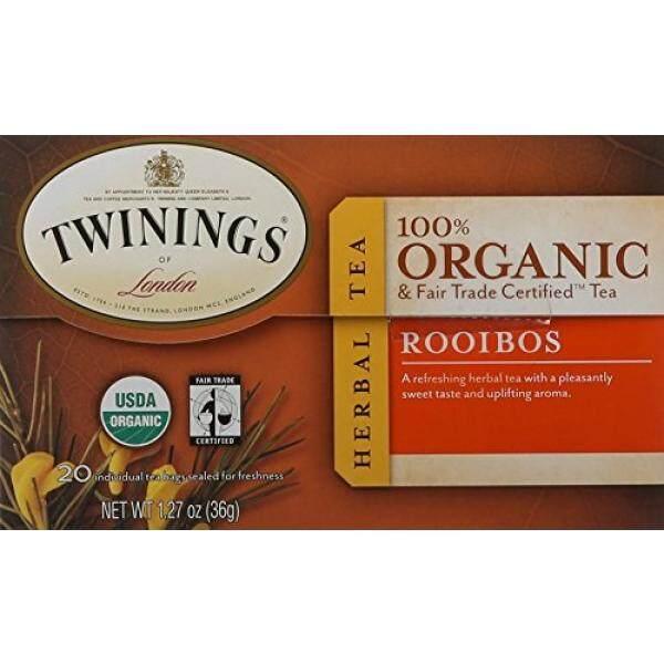 Twinings Rooibos Organik, 20 Hitungan-Internasional