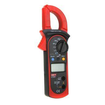 UNI-T Data Hold 600A DC/AC Voltage AC Current Resistance DigitalClamp Meters W/ MAX & MIN Mode